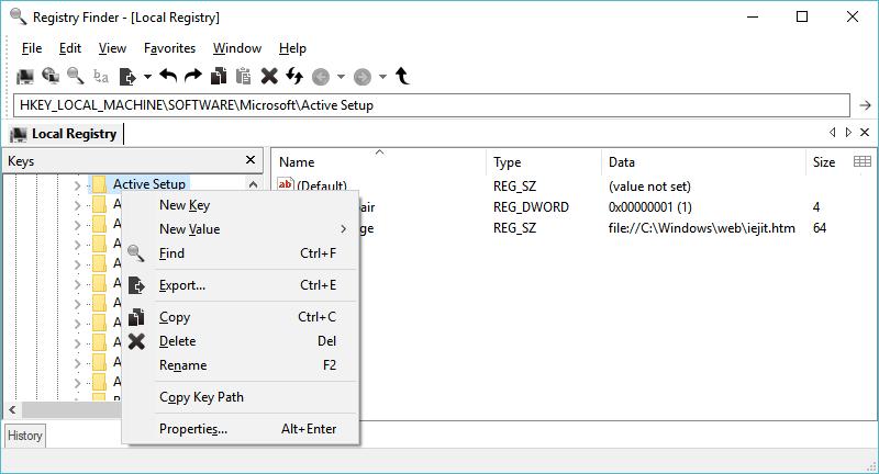 Registry Finder 2.45.2 full